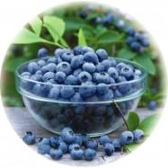 Μύρτιλλα (blueberries) αποξηραμένα, BIO, Raw, 1 κιλό
