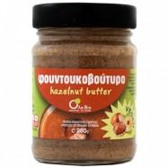 Φουντουκοβούτυρο ελληνικό, 250 γρ., Όλα-bio