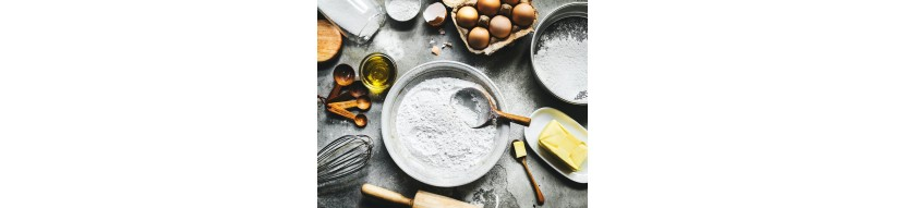 Ζαχαροπλαστική - Μαγειρική