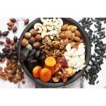 Ξηροί καρποί και αποξηραμένα φρούτα