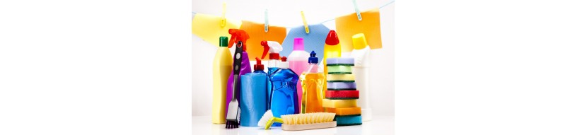 Απορρυπαντικά και καθαριστικά είδη