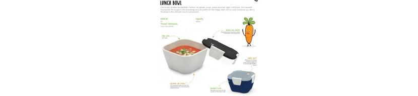 Οικολογικά φαγητοδοχεία